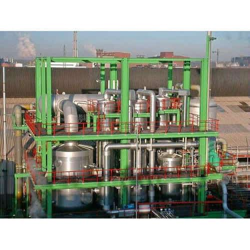 Construction of the Second Phase of Navoiazot's PVC and Caustic Soda Plant Gets Underway
